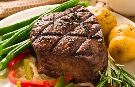Dino & Harry's Steakhouse Chicago's Best Steak 2018;