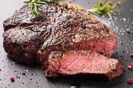Dino & Harry's Steakhouse prime steakhouse;