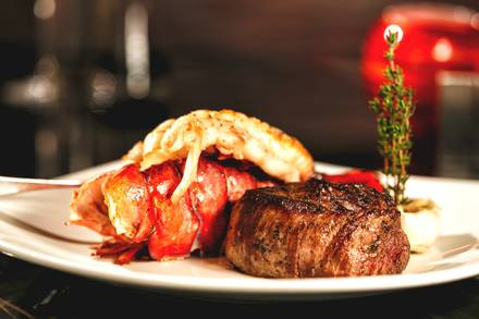 Char Steakhouse USDA Best Steaks;