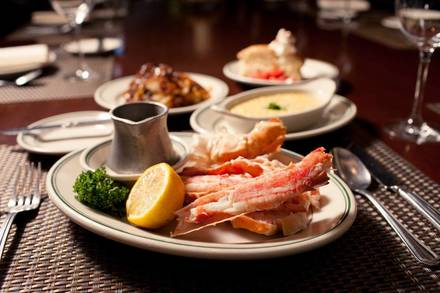 Joe's Seafood, Prime Steak & Stone Crab Chicago's Best Steakhouses 2018;