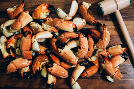 Joe's Seafood, Prime Steak & Stone Crab USDA Prime Steaks;
