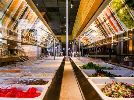 3 Greens Market best comfort food chicago;