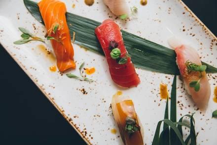Naoki Sushi best french bistro chicago;