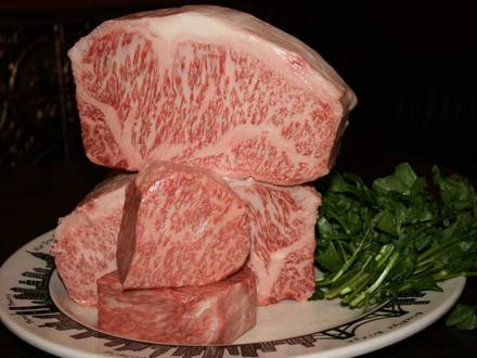 Old Homestead Steakhouse USDA Prime Steaks;