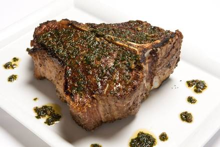 Red, The Steakhouse, 417 Prospect Avenue US's BEST STEAK RESTAURANTS 2018;