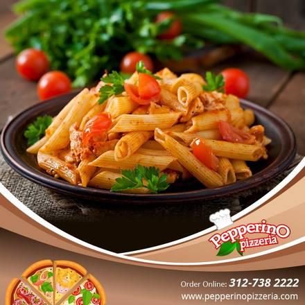 Pepperino Pizzeria best chicago rooftop restaurants;