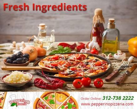Pepperino Pizzeria best fried chicken in chicago;