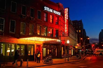 Old Homestead Steakhouse Best Steak
