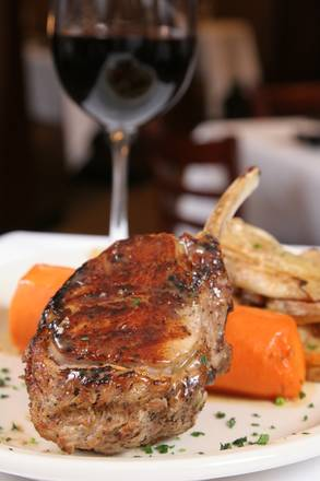 Bob's Steak and Chop House 500 California Street USA's BEST STEAK RESTAURANTS 2020;