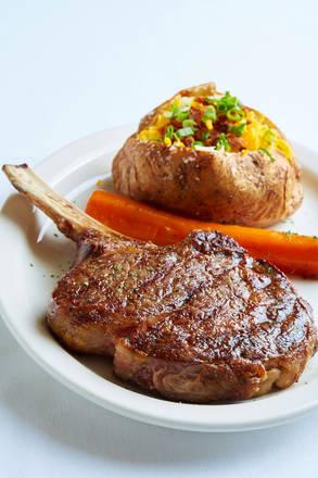 Bob's Steak and Chop House 500 California Street USDA Best Steaks;