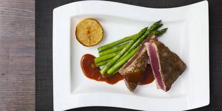 Chops Restaurant and Bar Chicago's Best Steak 2018;