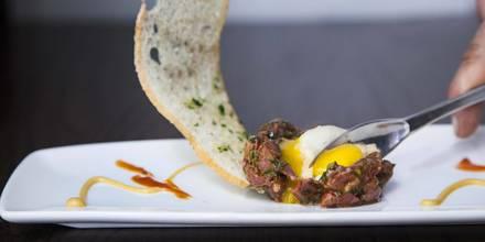 Chops Restaurant and Bar USDA Prime Steaks;