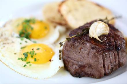 Little Alley Steak US's BEST STEAK RESTAURANTS 2018;