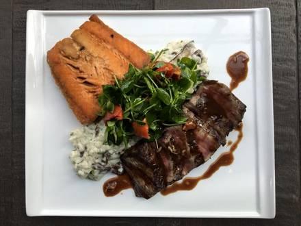 Oak Steakhouse Best Steak Restaurant;