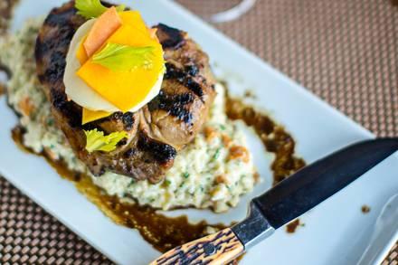 Oak Steakhouse Best Steak Houses;