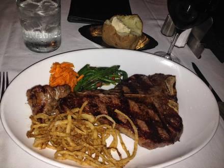 Bern's Steak House Best Steakhouse;