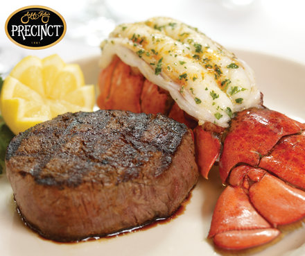 Jeff Ruby's Precinct Steakhouse Best Steakhouse;
