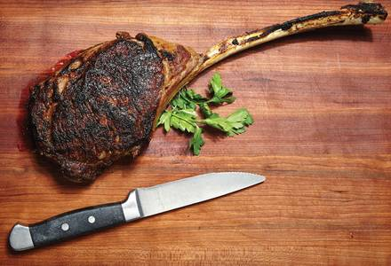 Jeff Ruby's Precinct Steakhouse USA's BEST STEAK RESTAURANTS 2020;