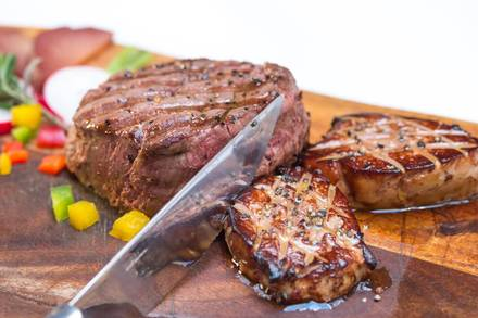 Greystone The Steakhouse US's BEST STEAK RESTAURANTS 2018;