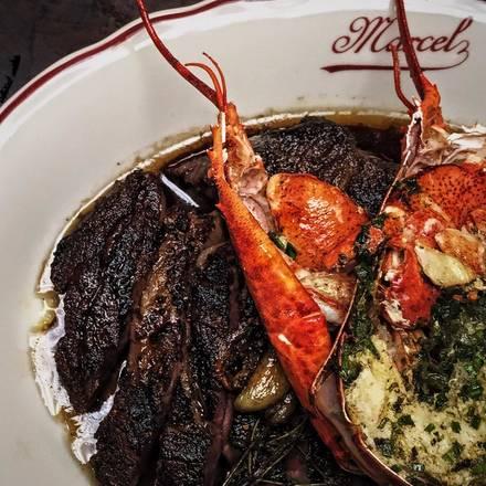 Marcel Best Steakhouse;