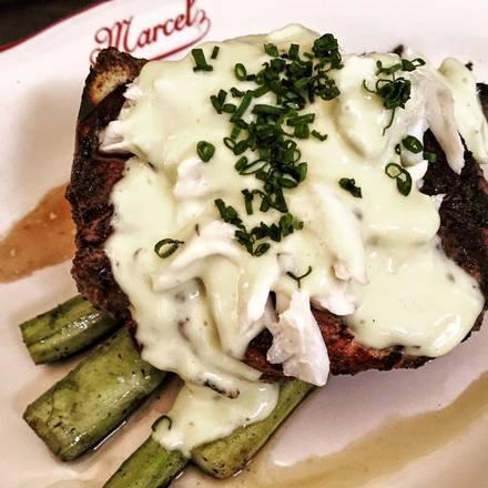 Marcel prime steakhouse;
