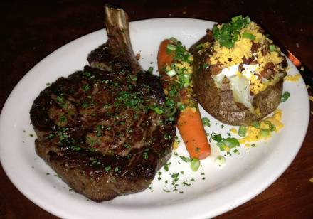 Bob's Steak and Chop House USDA Best Steaks;