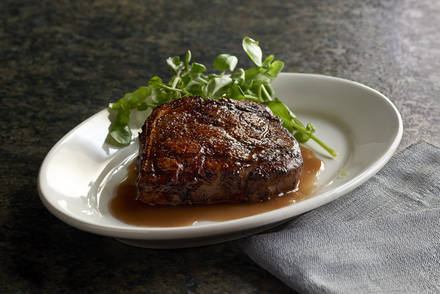 Morton's The Steakhouse Chicago's Best Steak 2018;
