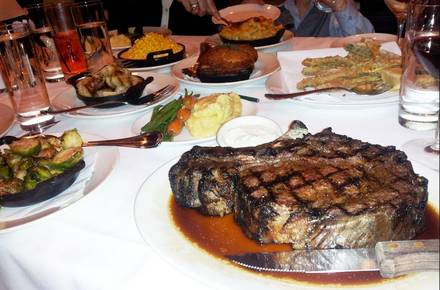 801 Chophouse Best Steakhouse;