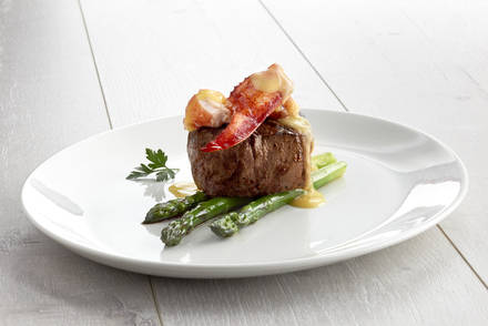 Mitchell's Steakhouse USDA Prime Steaks;
