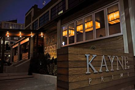 Kayne Prime Best Steakhouse;