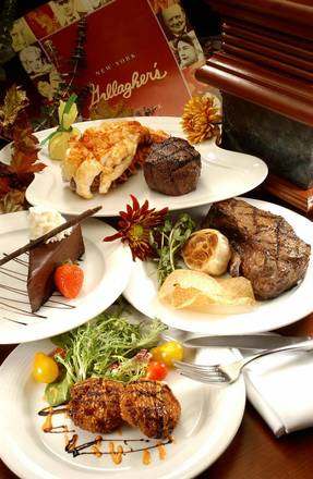 Gallagher's Steakhouse USA's BEST STEAK RESTAURANTS 2alif018;