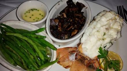 Truluck's prime steakhouse;