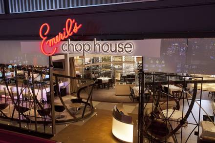 Emeril's Chop House US's BEST STEAK RESTAURANTS 2018;