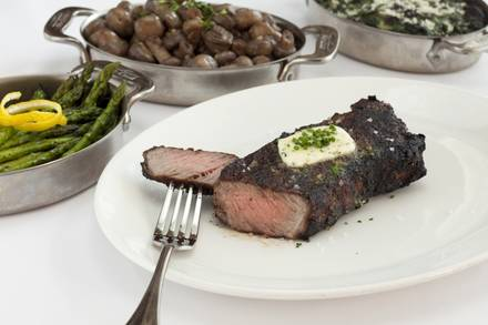 Emeril's Chop House USDA Best Steaks;