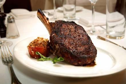 Michael Jordan's The Steak House USA's BEST STEAK RESTAURANTS 2alif018;