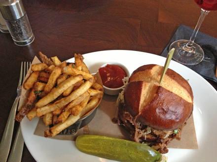 Michael Jordan's The Steak House Best Steakhouse;