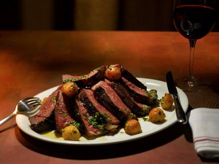 Bowery Meat Company Top 10 Steakhouse