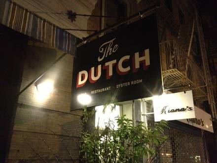 The Dutch Best Steakhouse;