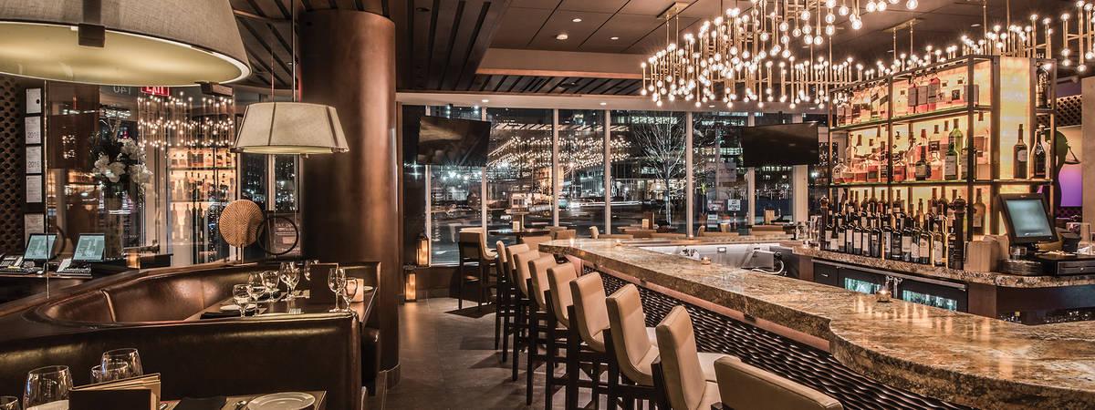 Ocean Prime Boston Restaurant On Best Steakhouse Restaurants