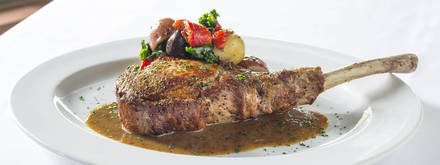 Ocean Prime USDA Best Steaks;