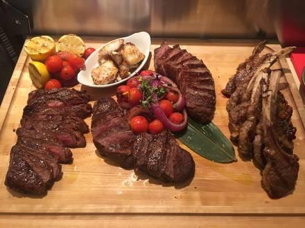 JWB Prime Steak Best Steakhouse;