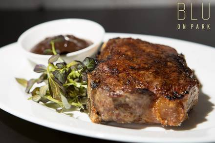 Blu on Park Restaurant USA's BEST STEAK RESTAURANTS 2alif018;