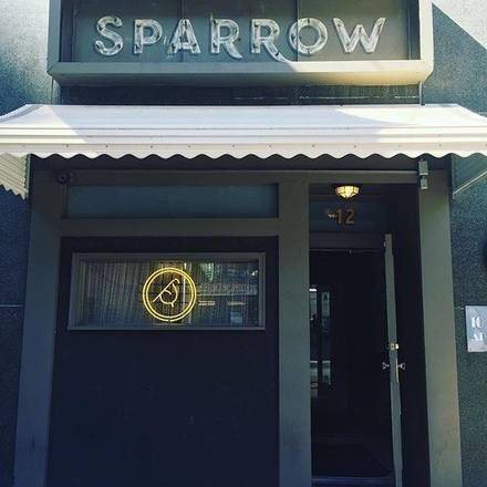 Sparrow best comfort food chicago;