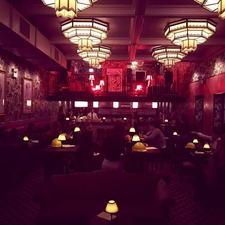 Flamingo Rum Club best french bistro chicago;