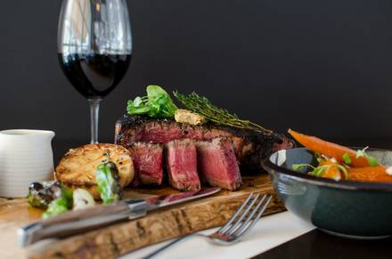 LT Steak & Seafood  USA's BEST STEAK RESTAURANTS 2020;