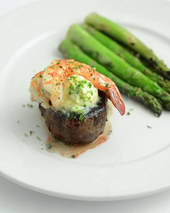 Connors Steak & Seafood USDA Prime Steaks;