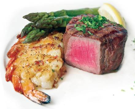 Connors Steak & Seafood Top 10 Steakhouse;