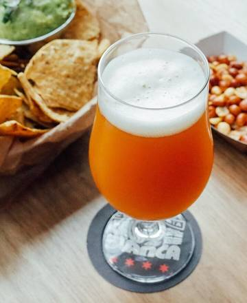Cervecería Cruz Blanca best chicago rooftop restaurants;