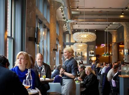 The Kitchen American Bistro best french bistro chicago;