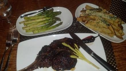 Final Cut Steakhouse USDA Prime Steaks;